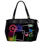 Together we have it all. - Oversize Office Handbag (One Side)