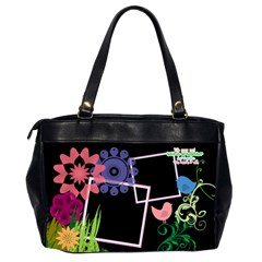 Together We Have It All, Office Handbag (2 Sides) By Digitalkeepsakes   Oversize Office Handbag (2 Sides)   Qy4cu1t2sye2   Www Artscow Com Back
