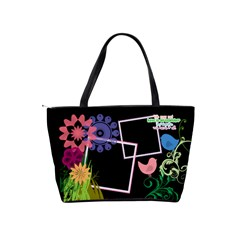 Together We Have It All  By Digitalkeepsakes   Classic Shoulder Handbag   Yvwqfub87vlm   Www Artscow Com Back