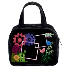 Together We Have It All  By Digitalkeepsakes   Classic Handbag (two Sides)   Uja12qvqlboi   Www Artscow Com Front