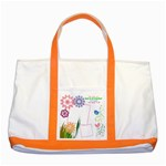 Together we have it all. - Two Tone Tote Bag