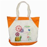 Together we have it all. - Accent Tote Bag