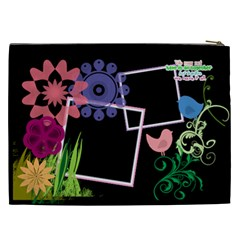 Together We Have It All  By Digitalkeepsakes   Cosmetic Bag (xxl)   Peghhjjxgq59   Www Artscow Com Back