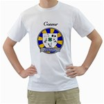 Club Shirt - Mens T Shirt - White T-Shirt