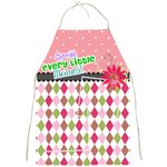 Cherish every little moment. - Full Print Apron