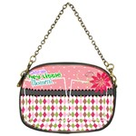 Cherish every little moment. - Chain Purse (One Side)