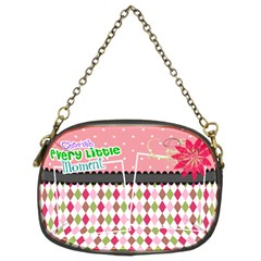 Cherish Every Little Moment  By Digitalkeepsakes   Chain Purse (two Sides)   E8714iqaoewe   Www Artscow Com Front