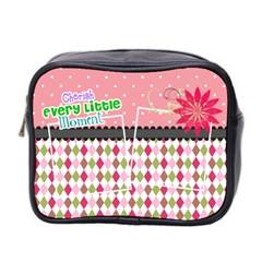 Cherish Every Little Moment  By Digitalkeepsakes   Mini Toiletries Bag (two Sides)   2fmaxpsgbiq4   Www Artscow Com Front