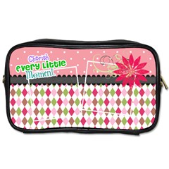 Cherish Every Little Moment  By Digitalkeepsakes   Toiletries Bag (two Sides)   Cbzydwskg9q9   Www Artscow Com Front