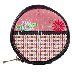 Cherish Every Little Moment  By Digitalkeepsakes   Mini Makeup Bag   Qttvrfiaug33   Www Artscow Com Back