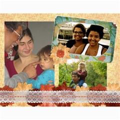 Calendar 2013 For Jisca By Elizabeth Marcellin   Wall Calendar 11  X 8 5  (12 Months)   Julxwiy3851s   Www Artscow Com Month