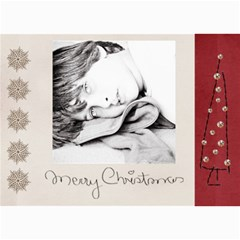 5 X 7 Photo Cards Christmas By Deca   5  X 7  Photo Cards   8oujk7xlsgqf   Www Artscow Com 7 x5 Photo Card - 1