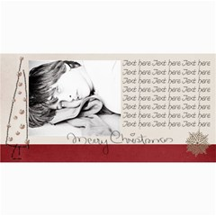 4  X 8  Photo Cards Christmas 02 By Deca   4  X 8  Photo Cards   Ncaus2s7ewbi   Www Artscow Com 8 x4 Photo Card - 8