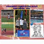 TCA COLLAGE 2012 - Collage 11  x 14