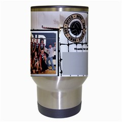 Vball Travel Mug2 By Shelley   Travel Mug (white)   Yxzfw05g2irq   Www Artscow Com Center