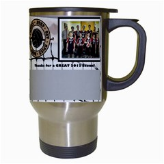 Vball Travel Mug2 By Shelley   Travel Mug (white)   Yxzfw05g2irq   Www Artscow Com Right