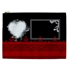 Love By Digitalkeepsakes   Cosmetic Bag (xxl)   Tf1phhiwjd0t   Www Artscow Com Front