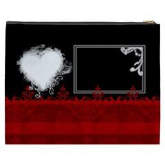 Love By Digitalkeepsakes   Cosmetic Bag (xxxl)   Tchph1izye7g   Www Artscow Com Back
