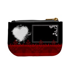 Love By Digitalkeepsakes   Mini Coin Purse   T9jqd9wu1t9d   Www Artscow Com Back