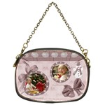 Christmas (One Side)  - Chain Purse (One Side)