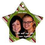 Cayla  - Ornament (Star)