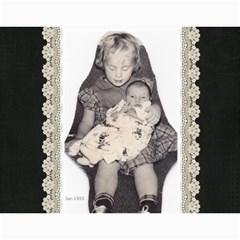 Sisters Calendar For Nesi By Debra Macv   Wall Calendar 11  X 8 5  (12 Months)   Yg0rp66cfukr   Www Artscow Com Month