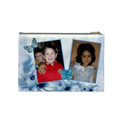 Presi By Nikolai Kudinov   Cosmetic Bag (medium)   38gonce4sme5   Www Artscow Com Back
