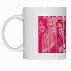 Mum Mug By Heidi Crawford   White Mug   28v552gv39ml   Www Artscow Com Left