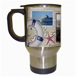 Mug Dad - Travel Mug (White)