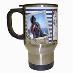 Mug Mom - Travel Mug (White)