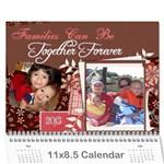 Gma Cal 2012 - Wall Calendar 11  x 8.5  (12-Months)