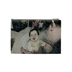 By Yin Yi Lin   Cosmetic Bag (medium)   5soxcsykwwpj   Www Artscow Com Back