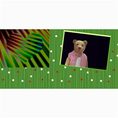 10  Modern Christmas  Cards(own Photo, Text) By Riksu   4  X 8  Photo Cards   S39toutbxizf   Www Artscow Com 8 x4  Photo Card - 2
