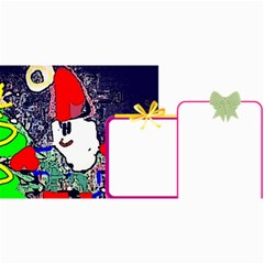 10  Modern Christmas  Cards(own Photo, Text) By Riksu   4  X 8  Photo Cards   S39toutbxizf   Www Artscow Com 8 x4  Photo Card - 3