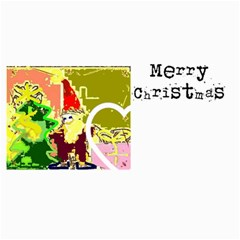 10  Modern Christmas  Cards(own Photo, Text) By Riksu   4  X 8  Photo Cards   S39toutbxizf   Www Artscow Com 8 x4 Photo Card - 9