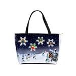 Nana s snowbabies - Classic Shoulder Handbag