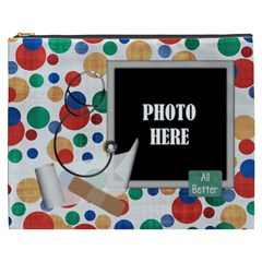 All Better Xxxl Cosmetic Bag 1 By Lisa Minor   Cosmetic Bag (xxxl)   Lfn745719p2r   Www Artscow Com Front
