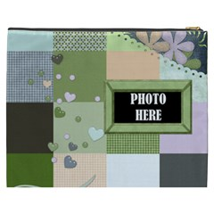 Blustery Day Xxxl Cosmetic Bag 1 By Lisa Minor   Cosmetic Bag (xxxl)   Lwp5r0yw9nzm   Www Artscow Com Back