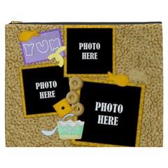Foodie Xxxl Cosmetic Bag 1 By Lisa Minor   Cosmetic Bag (xxxl)   W82xcy7ykd1m   Www Artscow Com Front