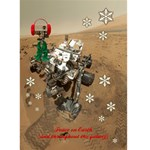 Rover Card - Greeting Card 5  x 7