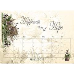 2013 By Marlie Anderson   Desktop Calendar 8 5  X 6    Qg49hpuyhdq3   Www Artscow Com Mar 2015