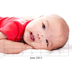 Desktop Calendar By Vivi   Desktop Calendar 8 5  X 6    J3yxyt7jgv90   Www Artscow Com Jun 2013