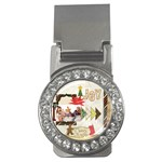 merry christmas - Money Clip (CZ)