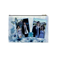 Chanta By Ivanka Georgieva   Cosmetic Bag (medium)   U70j7piqpczb   Www Artscow Com Back