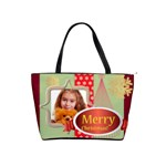merry christmas - Classic Shoulder Handbag