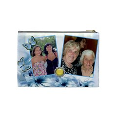 Sisters4 By Palma Taralanska   Cosmetic Bag (medium)   Qc5gszi61wbw   Www Artscow Com Back