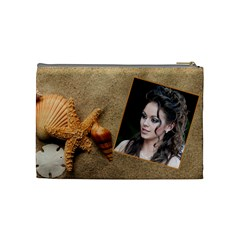 Chanta4 By Luiza Marinova   Cosmetic Bag (medium)   Ckgxzgeltvyz   Www Artscow Com Back