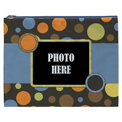 Basically Boy Xxxl Cosmetic Bag 1 By Lisa Minor   Cosmetic Bag (xxxl)   Q4r26u5v0pai   Www Artscow Com Front