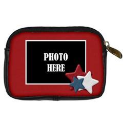 July 365 Camera Bag 1 By Lisa Minor   Digital Camera Leather Case   Wdt2u2qngga4   Www Artscow Com Back