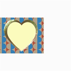 10 Christmas Cards 3 (hearts) Your Photo,text By Riksu   4  X 8  Photo Cards   Sr9fbfbsdb1k   Www Artscow Com 8 x4 Photo Card - 2